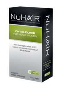 NuHair DHT Blocker для всех