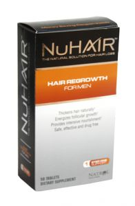 NuHair Hair Regrowth для мужчин